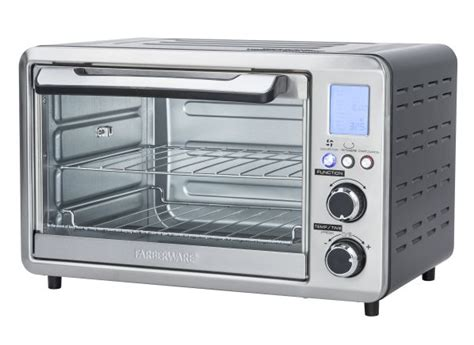 safest toaster oven farberware 25l digital 510915 walmart exclusive toaster