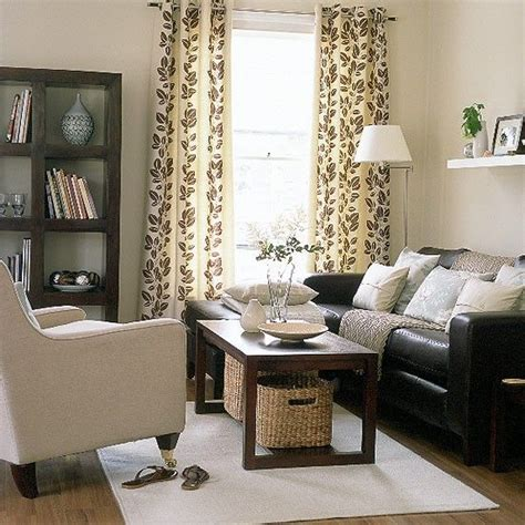 Dark Brown Leather Couch Living Room Ideas