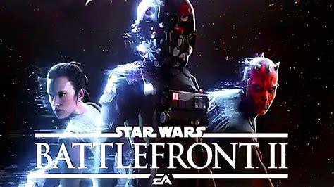 wars battlefront 2 vorbestellen wars battlefront 2 teaser trailer 2017