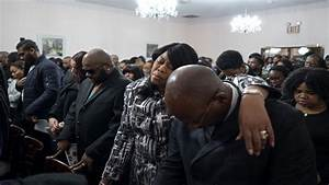 Tears flow at memorial service for 5 Jamaicans killed in ...