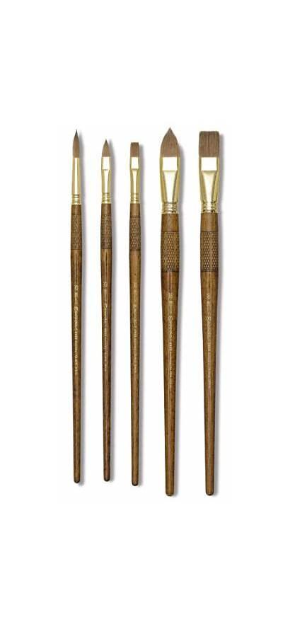 Escoda Brushes Kolinsky Sable Brush Paint Blick