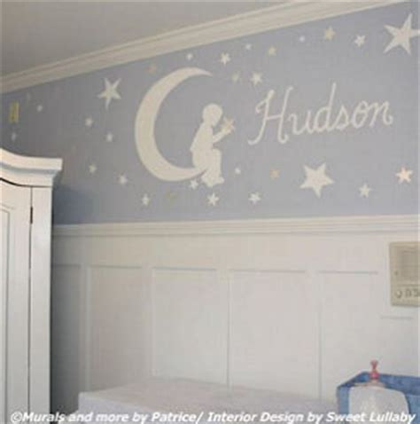 baby nursery murals wall mural painting ideas