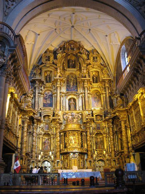 Cusco: Iglesia La Compañía de Jesús