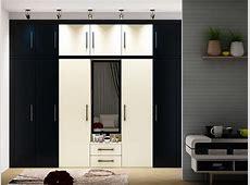 Mirari Straight Wardrobe Design India HomeLane