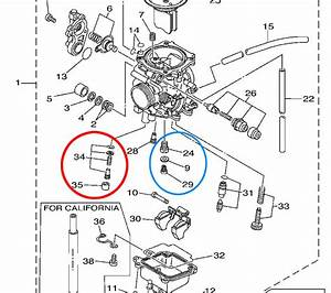 Ttr 225 Carburetor Question - Ttr
