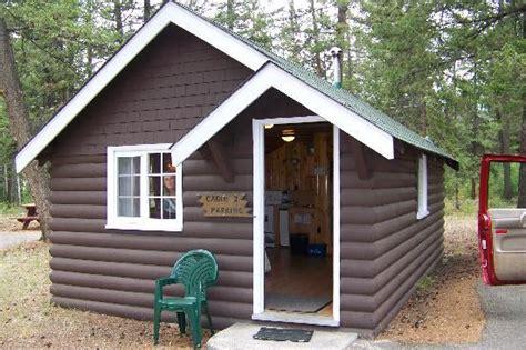 Our Cabin  Picture Of Pine Bungalows, Jasper Tripadvisor