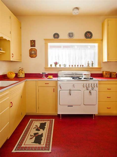 designing  retro  kitchen  house   house