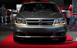 2012 Dodge Avenger R  T First Look