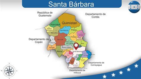Mapas por Departamento de Honduras colección 2