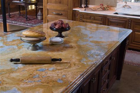 The Green Choice: Natural Stone Countertops   CounterTop
