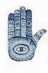 Hamsa, Eyes and Hands on Pinterest