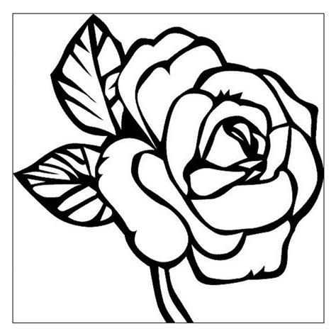 disegni da colorare su disegni di fiori