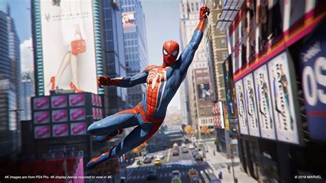 Marvels Spider Man Insomniac Games