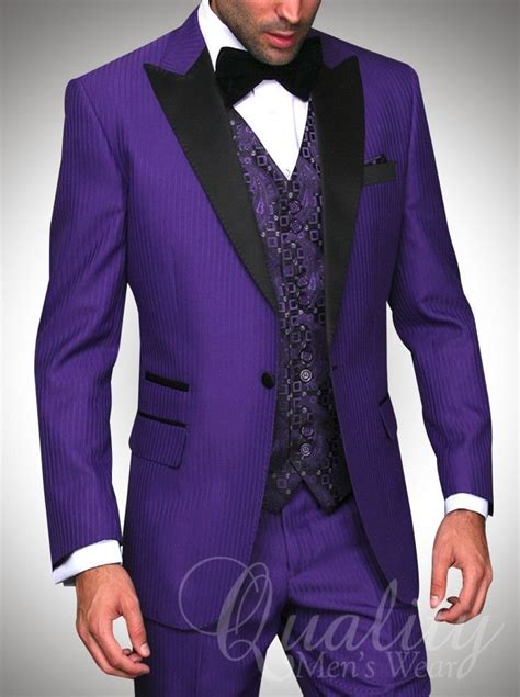 Best 25 Purple Suits Ideas On Pinterest Purple Tuxedo