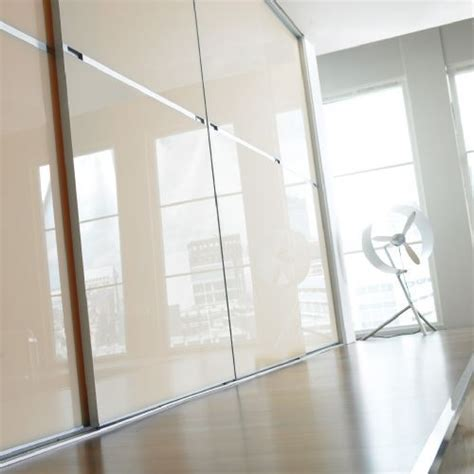 Bedroom Doors Direct by Glass Minimalist Sliding Wardrobe Slide Wardrobes