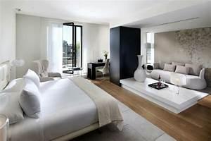 1 Zimmer Wohnung Einrichten Bilder : modernes schlafzimmer einrichten 99 sch ne ideen ~ Bigdaddyawards.com Haus und Dekorationen