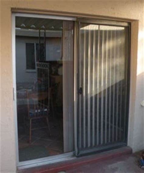 new sliding glass doors improve security