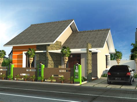 model rumah minimalis type