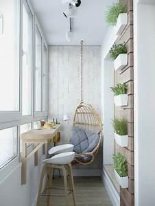 Table Pour Petit Balcon : am nager un petit balcon relooker meubles ~ Melissatoandfro.com Idées de Décoration
