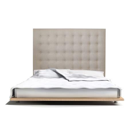 buy regency king bed upholstered headboard uk manufactured