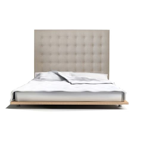 Buy Regency Double Bed Upholstered Headboard  Uk Manufactured