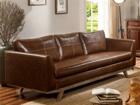 canape vente canapé et fauteuil vintage en cuir vieilli chocolat alegan