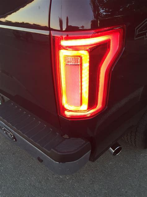 fs   king ranch  blis led tail lights ford