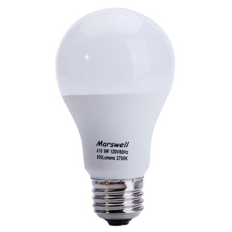 12pcs 60w 750 lumens a19 a60 3000 3500k warm white light