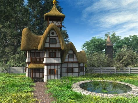 Fairy Tale Cottages : Fairytale Cottage By Hbkerr On Deviantart