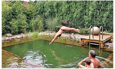 Schwimmteich Selbst Bauen by Schwimmteich Bauen Selbst De