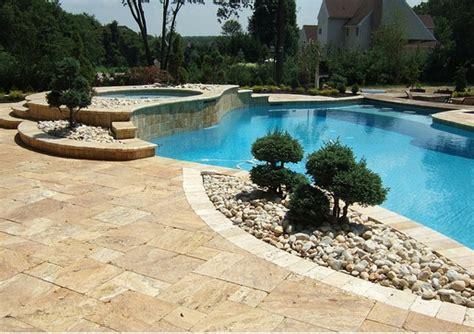 Swimmingpool Für Garten by Swimmingpool Im Garten Landschaftsideen F 252 R Schwimmb 228 Der