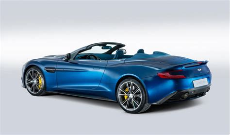 aston martin vanquish volante full specs  video