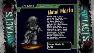 Super Smash Bros Melee Trophy Secrets Pop Facts