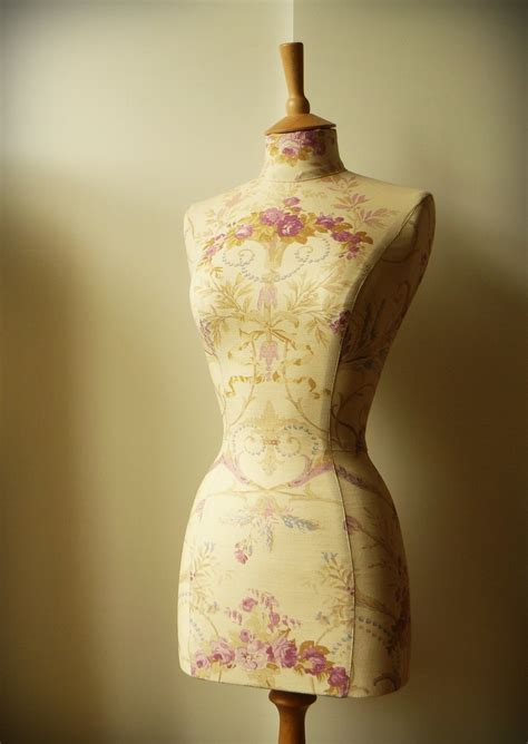 home decor mannequin dress form display vintage french style