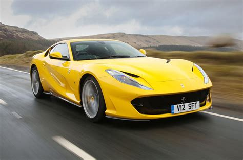Review 812 Superfast by 812 Superfast Review 2019 Autocar