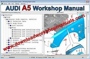 Audi A5 Workshop Repair Manual