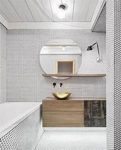 Miroir Rond Salle De Bain : comment choisir le luminaire pour salle de bain ~ Nature-et-papiers.com Idées de Décoration