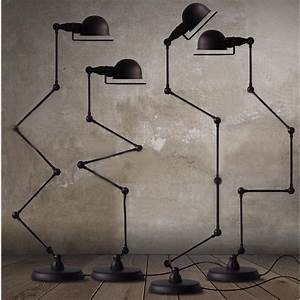 10 contemporary floor lamp design ideas to inspire you for Floor lamp 10
