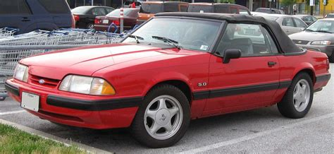 File Ee  Ford Ee   Mustang Convertible Jpg Wikimedia Commons
