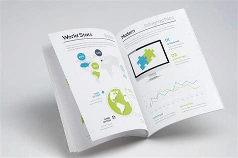 adobe indesign corporate broschuere vorlagen fuer