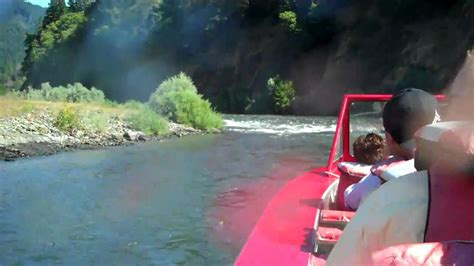 Jet Boat Rides Gold Beach Oregon by Rogue River Jet Boat Ride Youtube