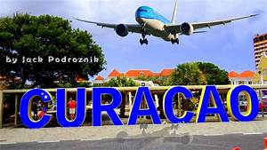 Curaçao ️ Hato International Airport ️ - YouTube