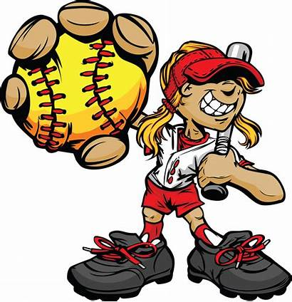 Clipart Softball Rules Transparent Webstockreview