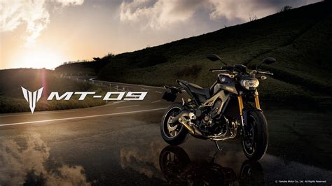 Yamaha Mt 09 Hd Photo by Yamaha Mt 09 Wallpapers Wallpaper Cave