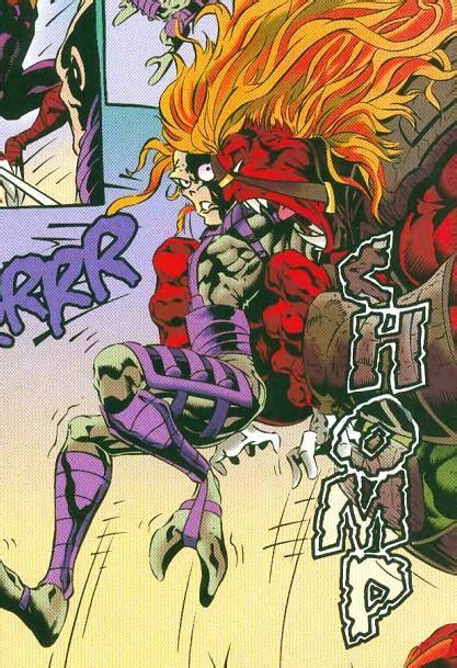 The Outcasts (Team) - Comic Vine