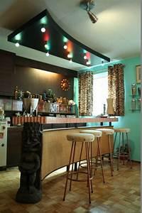135 photos of tiki bar decor in readers' homes