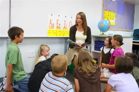 Interactive Readalouds In The Classroom