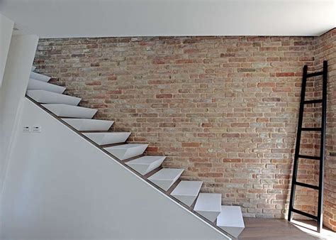stairs without banister 12 excellent exles of stairs without railings