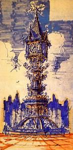 Art Concept Paris : main street clock concept disneyland paris eddie sotto ~ Premium-room.com Idées de Décoration