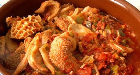 cuisine gitane recettes de cuisine tripes sauce catalane sofregit